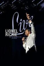"LIONEL RICHIE ""LIVE HIS GREATEST HITS"" BLU RAY NEU"
