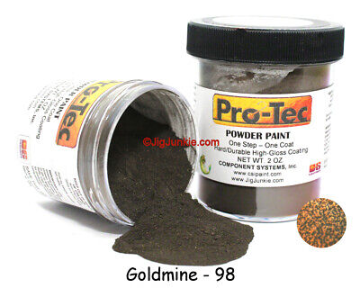 WORLD/'S #1 JIG PAINT Vein//Texture and Disco Colors PRO-TEC POWDER PAINT