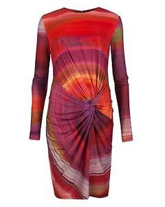 Dress Rainbow Taille Uk8 Eu4 Nouveau Baker Fantastic 1 Ted vF7PqS
