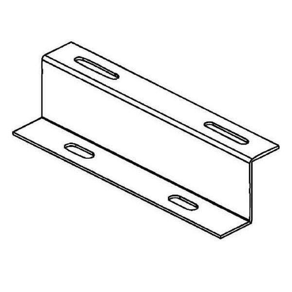 Niedax Distanzprofile RZP 80 500 Stützausleger Stahl Distanzprofile | Neuer Stil