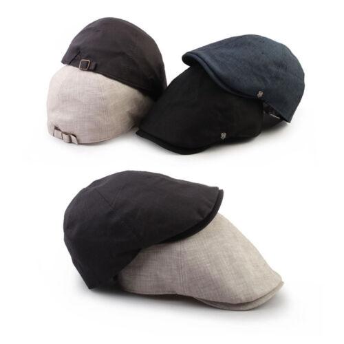 XL~2XL 61~64Cm Mqum Casual Unisex Mens Flat Cap Newsboy Cabbie Gatsby Hats