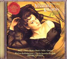 Vesselina Kasarova: commercio Gluck Rossini Donizetti Bellini Mozart RCA CD Haider