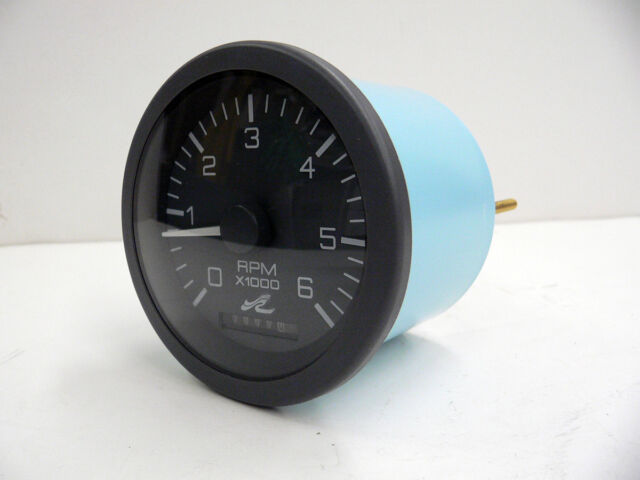 Tachometer With Hour Meter : Searay gauge tachometer hour meter k std ignition legend