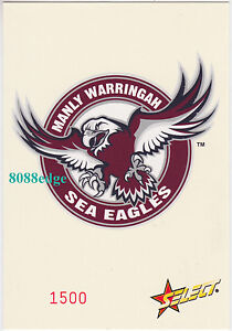 2005-SELECT-NRL-CLUB-LOGO-JUMBO-MANLY-SEA-EAGLES-1500-1500-LAST-CARD-MADE-1-1
