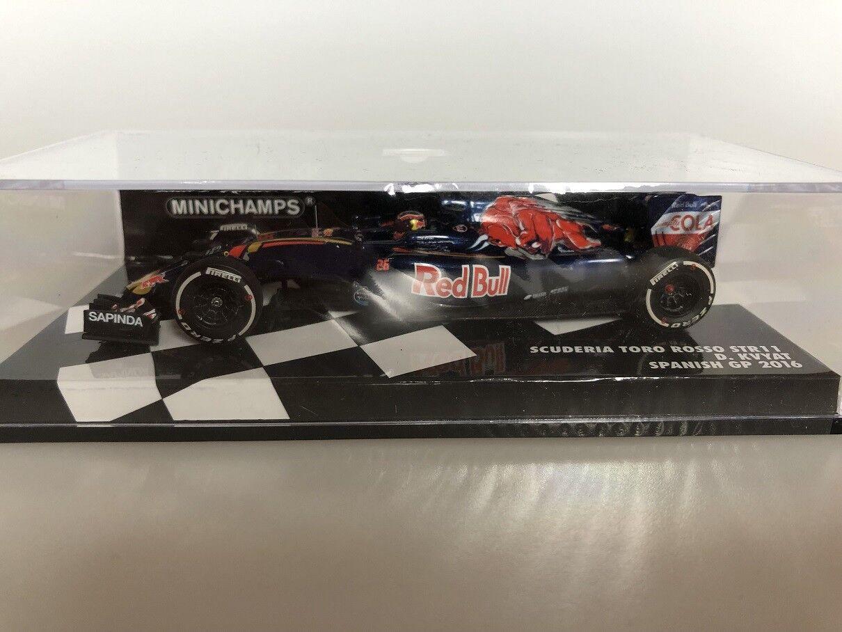 1 43 Minichamps Scuderia Toro Rosso STR11 417160126