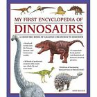 My First Encylopedia of Dinosaurs: A First Encyclopedia with Supersize Pictures by Matt Bugler (Paperback, 2016)