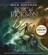 Percy Jackson and the Olympians: The Lightning Thief Bk. 1 by Rick Riordan (2005