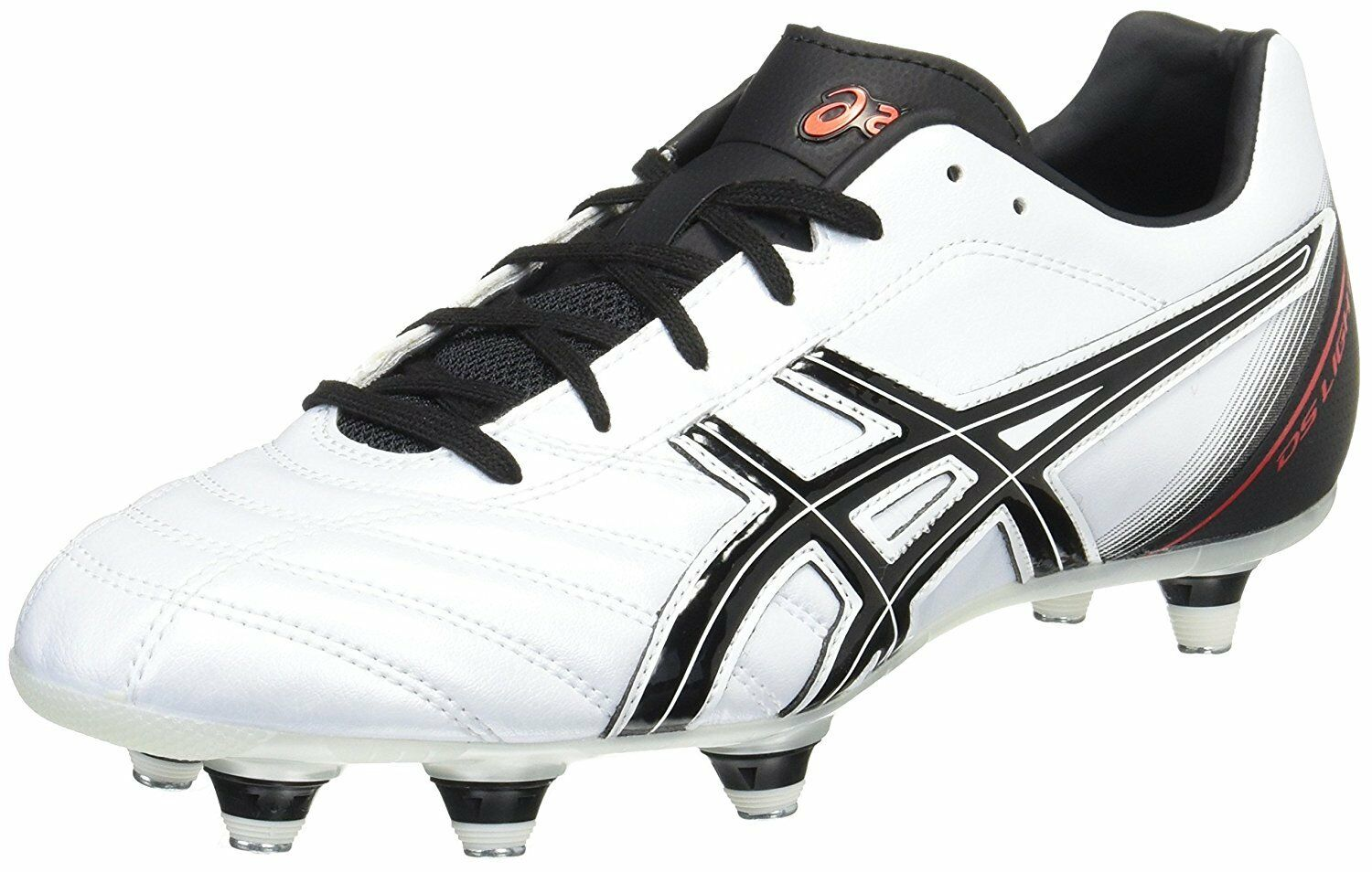 ASICS Soccer Football Spike shoes DS LIGHT WD 2 SI White Onyx US6(24.5cm)