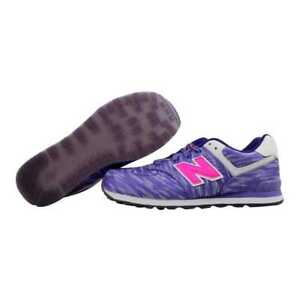 new product 418ba 88e74 Details about NEW BALANCE NB 574 CLASSIC PURPLE RUNNING SHOE KL574SQG
