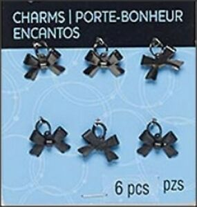 Teeny-Tiny-Gumetal-Bow-Beads-6-Buy-1-Get-1-Free