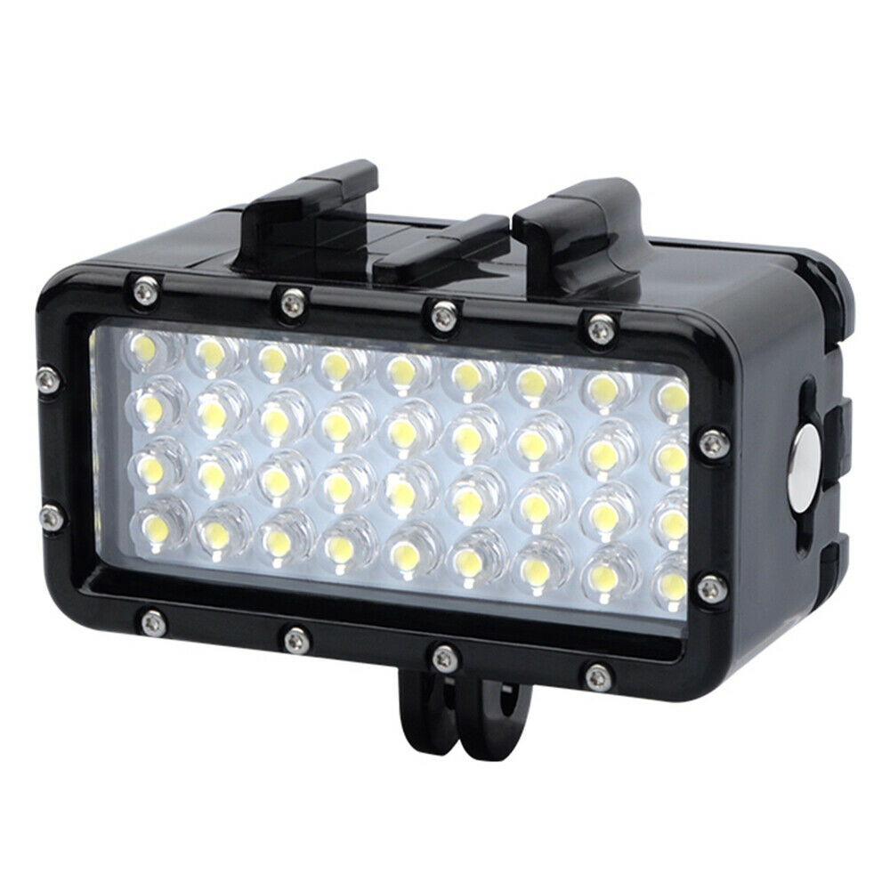 1pc Diving Light 500lm Rechargeable 45 Meters Video Lights for 3/3+/4/4S/5/5S/6