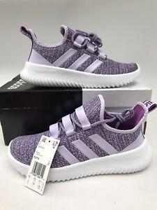 Details about Adidas Kids Girls Kaptir Sneaker Shoes Purple Tint EG3732