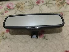 FACTORY OEM 07 08 09 10 LEXUS ES350 AUTO DIM REAR VIEW MIRROR HIDDEN COMPASS