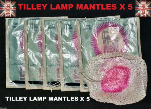 Tilley Lampe Mantle pressure lamp Mantle Kérosène Lampe Pièces Détachées Service Kit