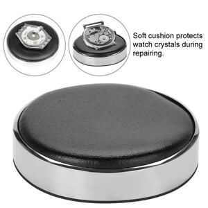 Watch-Jewelry-Case-Movement-Casing-Cushion-Battery-Change-Pad-Holder-Repair-Tool