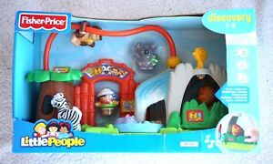 FISHER PRICE LITTLE PEOPLE: SURPRISE SOUNDS ZOO. RARE, BRAND NEW OLD STOCK!