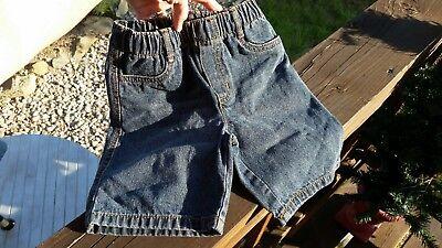 Okie Dokie® Boys PULL ON WAIST Cargo Shorts NWT