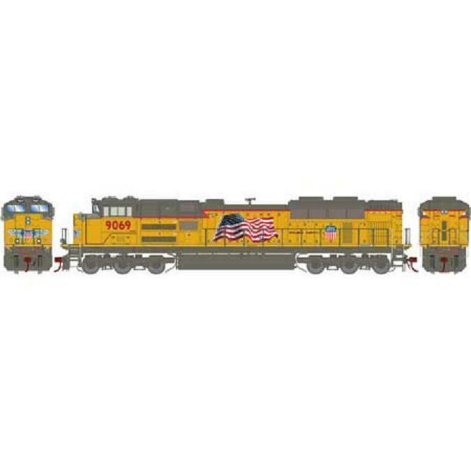 NEW ATHEARN GENESIS HO UP UNION PACIFIC EMD SD70ACe (SD70AH) - 9069