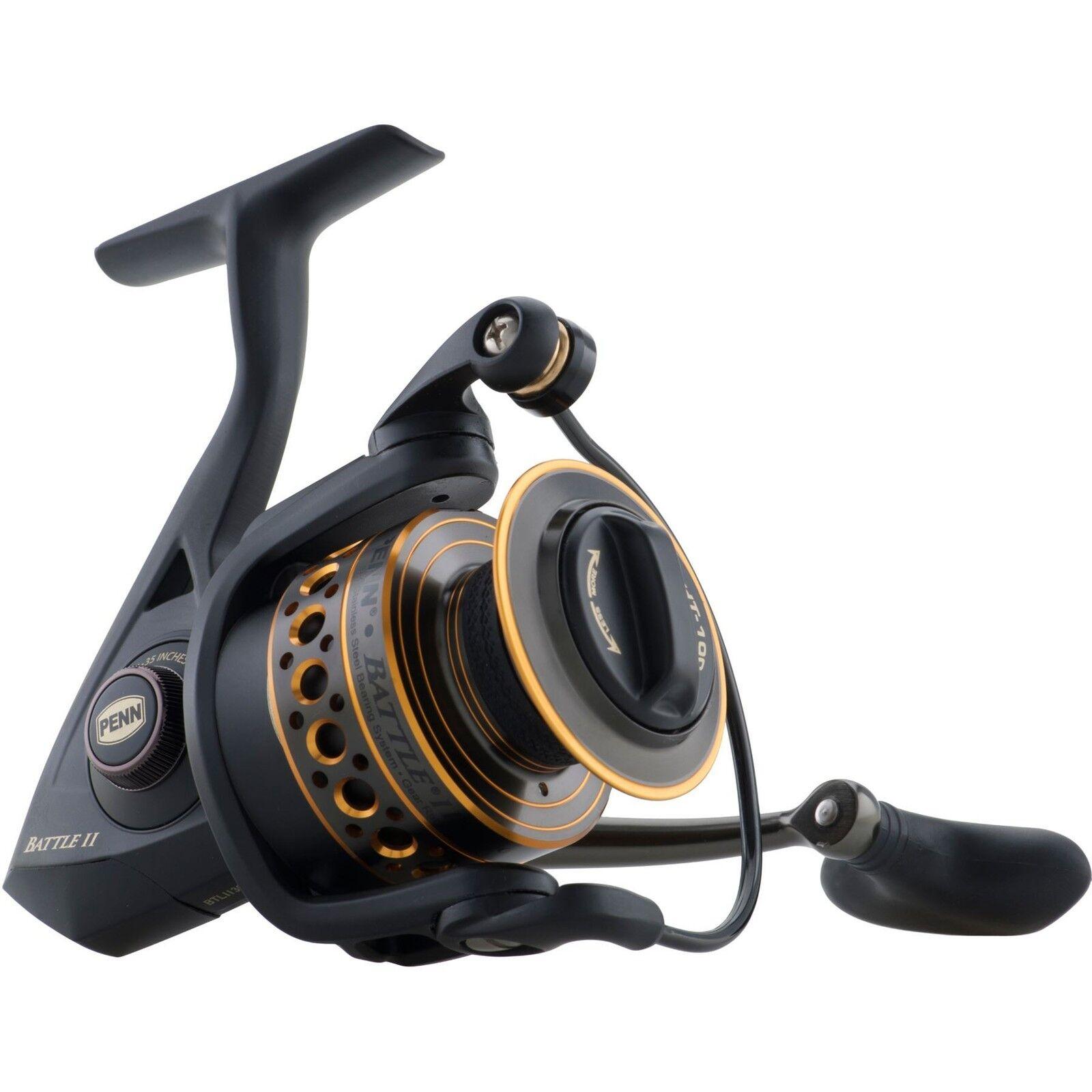 Penn Battle II 3000   Fishing Reel   1338218