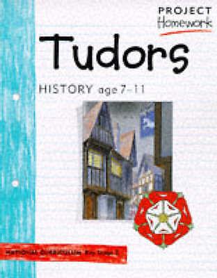 1 of 1 - Tudors (Project Homework), Wright, Rachel, Very Good Book