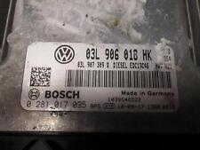 VW Volkswagen Sharan 2.0 TDI Motorsteuergerät 0281017095 / 03L906018HK BOSCH ECU