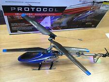 "Ptotocol Heli-raider , Helicopter , 24"" Big , Retail $150+"