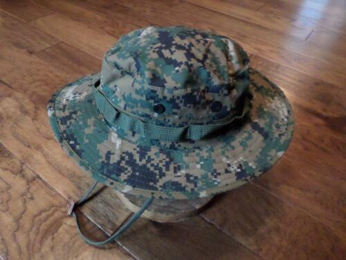 Vegetato MF 10713l + Chin Strap RIP STOP GI Boonie Hat Bushing