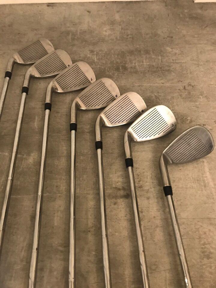 Herre golfsæt, stål, XTC