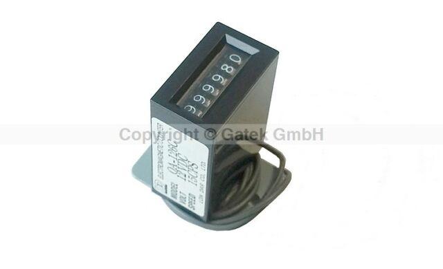 Elektromagnetisches Zählwerk / Electromagnetic Counter  12V