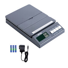 Acteck A Ce65 65lb X 01oz Digital Shipping Postal Scale Withac Amp Battery Gray