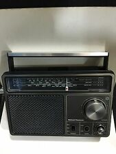 VINTAGE RADIO NATIONAL PANASONIC 3 BANDS  MW(-AM) -LW-FM -1960S -1980s RARE