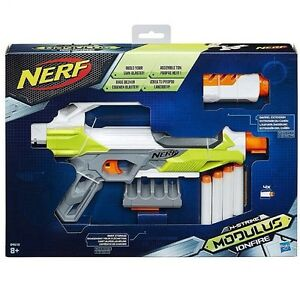 NERF Modulus Ion Fire gun  B4618 Gun Ionfire Build Your Own Blaster - <span itemprop='availableAtOrFrom'>Gateshead, Tyne and Wear, United Kingdom</span> - NERF Modulus Ion Fire gun  B4618 Gun Ionfire Build Your Own Blaster - Gateshead, Tyne and Wear, United Kingdom