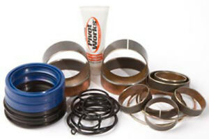 Pivot Works Fork Bushing Seals Rebuild Kit for Kawasaki KX250F 2006-2012