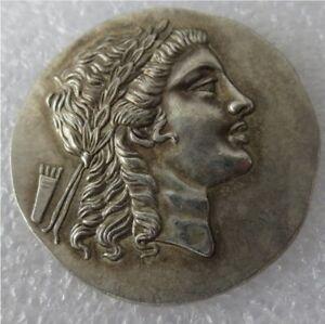 Ancient-Greece-Tetradrachm-Coins-200-150-B-C-Myrina-Aeolis-Greek-Art
