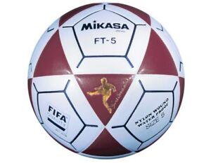 La imagen se está cargando Mikasa-FT5-serie-meta-Master-Pelota-De-Futbol- cb144bdab3b70