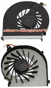 108TU 109TU CQ57 CQ57 Ventola DFS551005M30T CPU Fan HP CQ57 110TU Pavilion cYw8wqTCFx