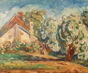 Louis-Ritman-1889-1963-American-Impressionist-Painter