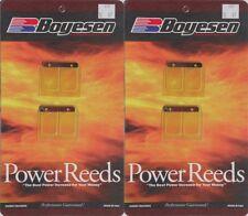 Boyesen Power Reeds Reed Qty 2 Yamaha Banshee YFZ350 YFZ 350 87-06 645