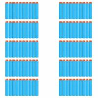100 Nerf N-strike Elite Rampage/Retaliator Series Blasters Refill Clip Darts fc