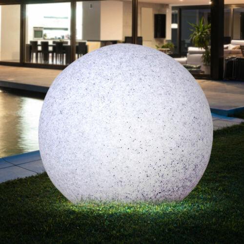 Tubes Balles Jardin Chemin Sable Pierre Design Lampes Extérieur Lampes Fourre-Granit