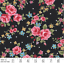 ROSES-FLORAL-FABRIC-100-COTTON-POPLIN-FAT-QUARTERS-METRES-SHABBY-CHIC thumbnail 17