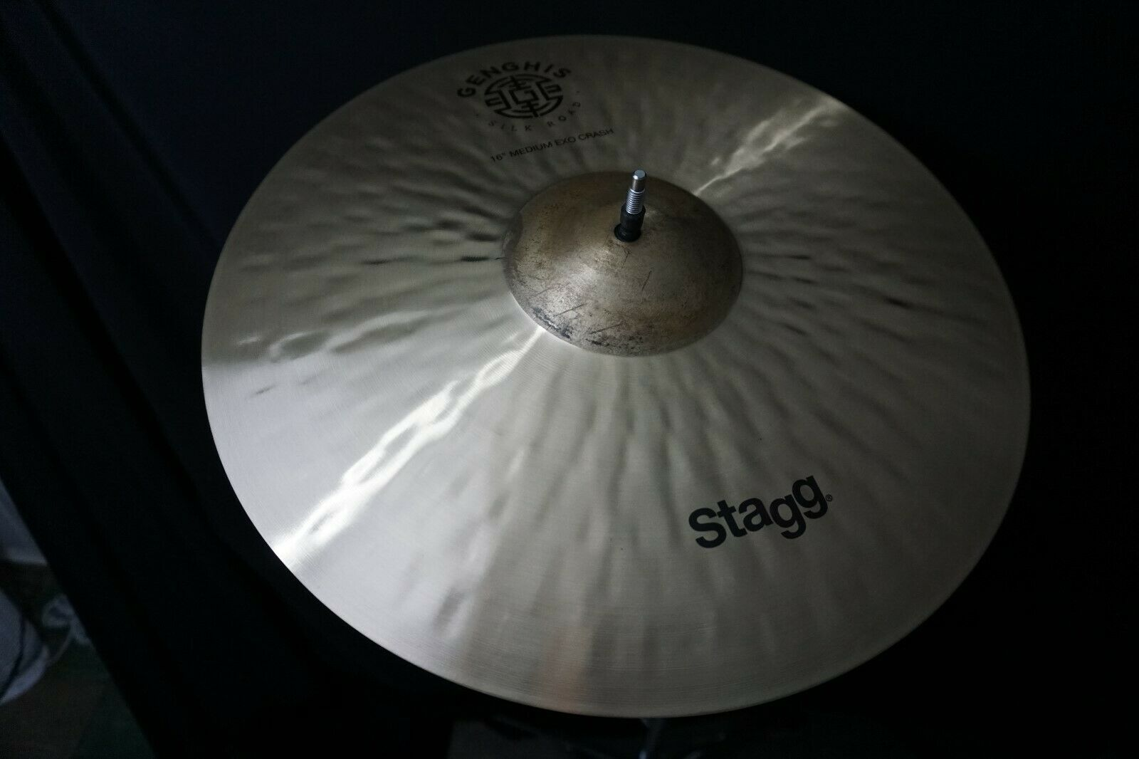Stagg Genghis Medium EXO Crash 16