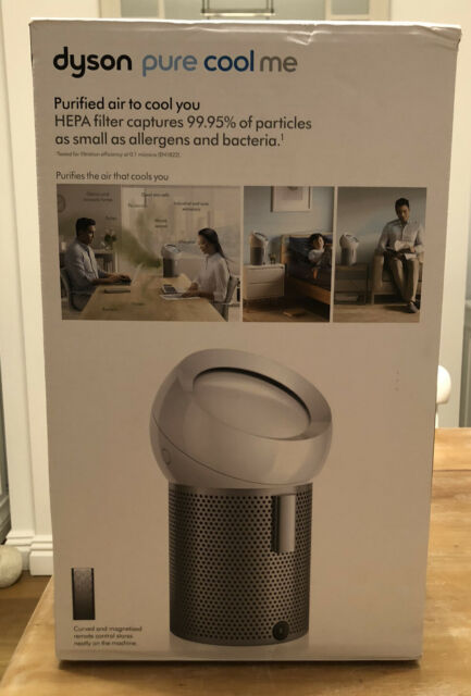 Dyson BP01 Pure Cool Me Personal Purifier Fan in White/Silver |