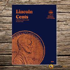 Penny Album Book #9004 Whitman Lincoln Cents #1 1909-1940 Coin Folder