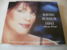 WHITNEY HOUSTON - EXHALE (SHOOP SHOOP) - UK CD SINGLE - PART 1