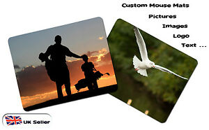 PERSONALISED-MOUSE-MAT-GIFT-UR-PHOTOS-DESIGNS-PRINTED-FREE-POSTAGE