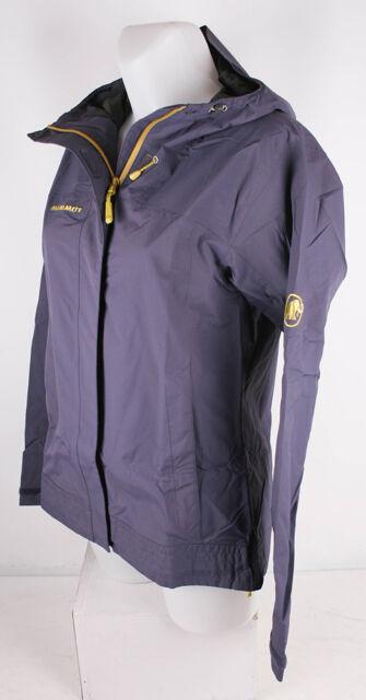competitive price bda82 2a428 Mammut Ascona Damen Womens Jacke Farbe Graystone/lila s