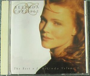 Belinda Carlisle  The Best Of Belinda Volume 1 CD 1992 Virgin Records - <span itemprop='availableAtOrFrom'>Coventry, United Kingdom</span> - Belinda Carlisle  The Best Of Belinda Volume 1 CD 1992 Virgin Records - Coventry, United Kingdom