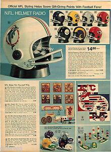 1974-ADVERT-NFL-Helmet-Radio-Dune-Buggy-Buggys