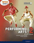 BTEC Level 2 First Performing Arts Student Book by Sally Jewers (Paperback, 2010)